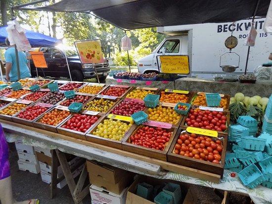 Portland Farmers' Market