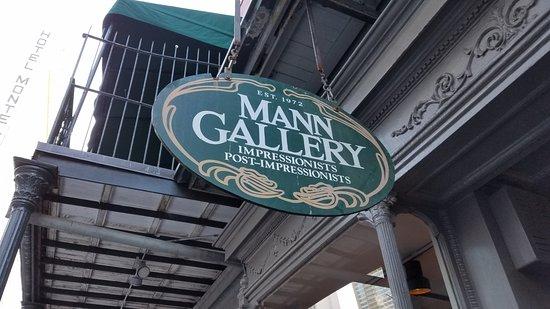 Mann Gallery