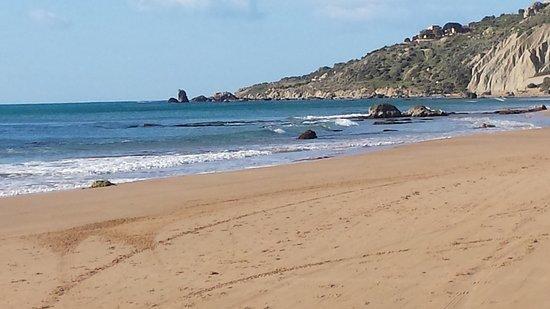 Splendida Spiaggia di Marianello presso Licata