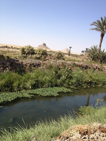 Dahshur lake