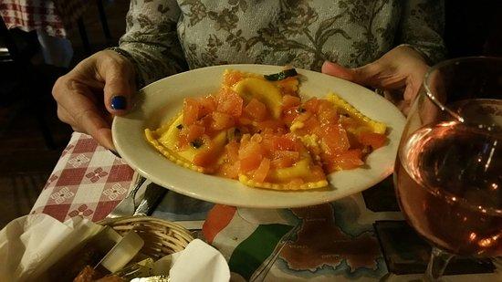 Peekskill, نيويورك: Appetizer