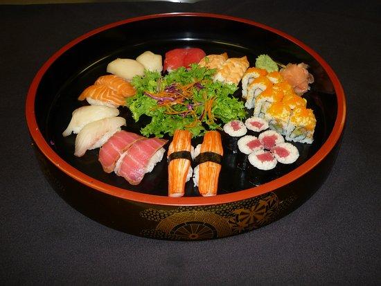 Bokeelia, Φλόριντα: Sushi 2