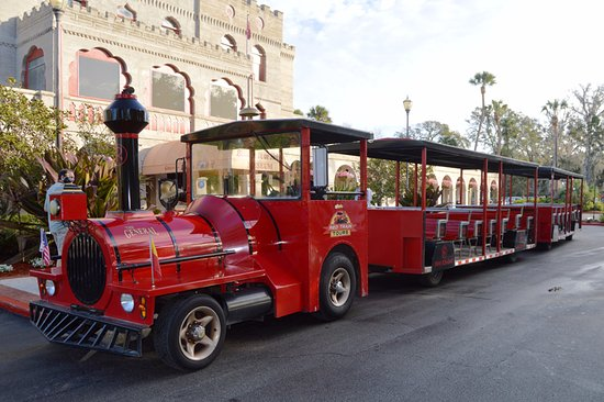 Free Coupons For St Augustine Ripley S Red Train Trolley Tour Save With Discount Travel