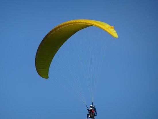 Thun, Svizzera: A volar se dijo y si no sufres de la altura pues animo ........
