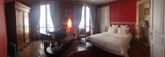 Le85 Paris: Chambre Eugenie