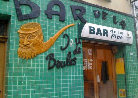 Gemenos, Frankrig: Bar typique, très sympa, pas chèr et sincère. C'est le bar l'ancienne.