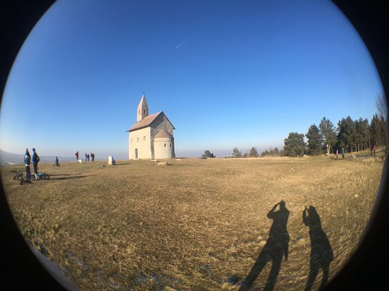 Nitra, Eslovaquia: Kostolik Drazovce