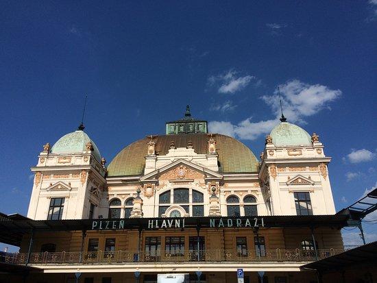 Pilsen Railway Station (Zeleznicni Stanice Plzen)