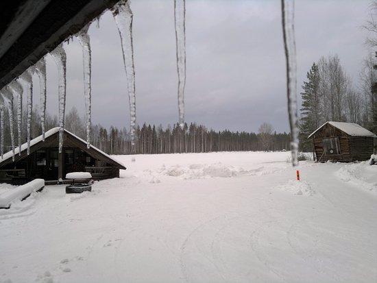 Seinajoki, Finland: Puronvarsimökki