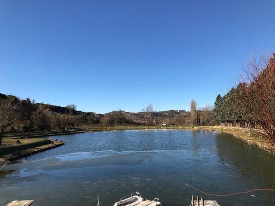 Lago Felloniche dal Garnadone