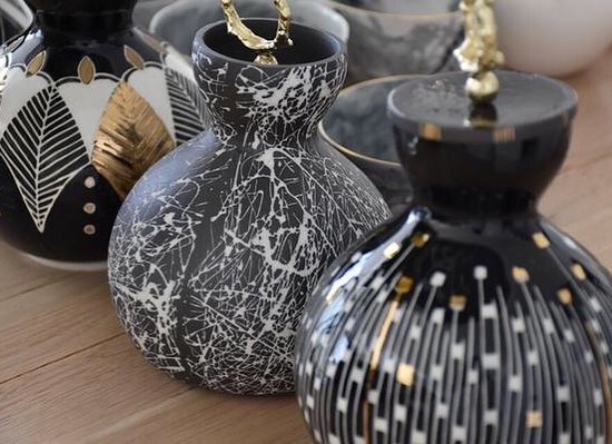 Paarl, Zuid-Afrika: Haute Edit pieces are great conversation starters, a perfect gift for yourself or a friend boast