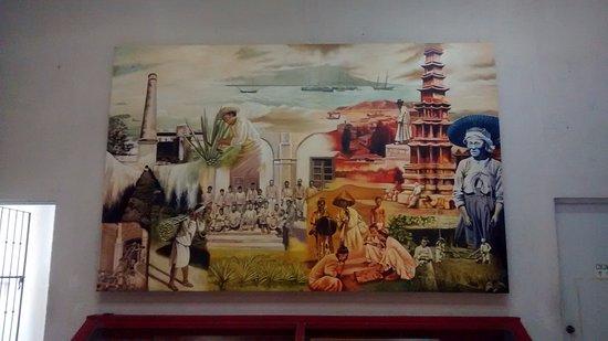 Museo Conmemorativo de la inmigracion Coreana