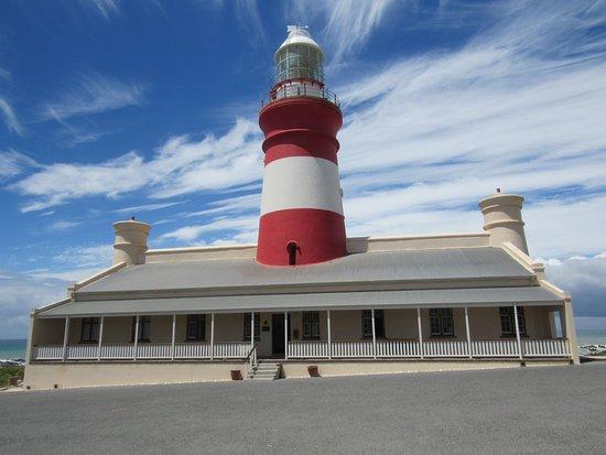 Cape Agulhas, แอฟริกาใต้: Lighthouse
