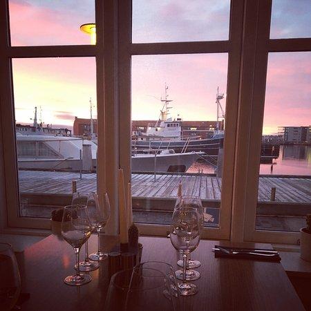 Nyborg, Danemark : Cafe Apostrof