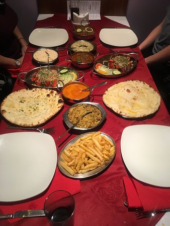 Indian Restaurants Near Ramsbottom