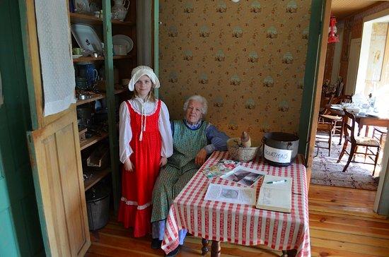 ลาฟาแยต, โคโลราโด: Kitchen Wise Homestead Museum - Erie, Colorado