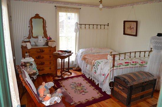 ลาฟาแยต, โคโลราโด: Bedroom Wise Homestead Museum - Erie, Colorado