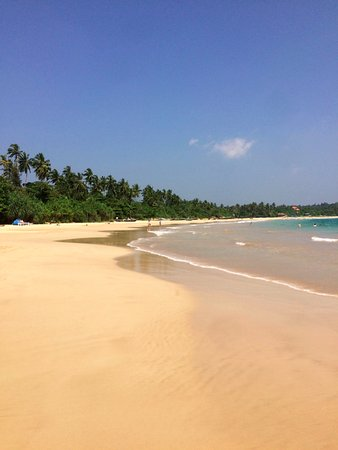 Talalla, Sri Lanka: Strand