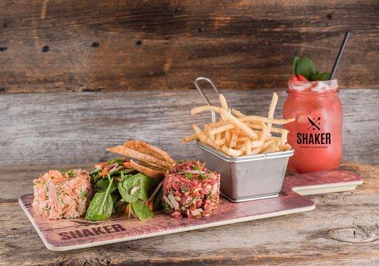 Shaker cuisine mixologie ste foy quebec city for Cuisine quebec