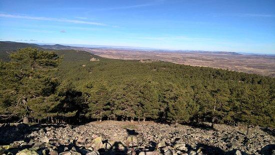 Bronchales, Spain: Mirador de Sierra Alta