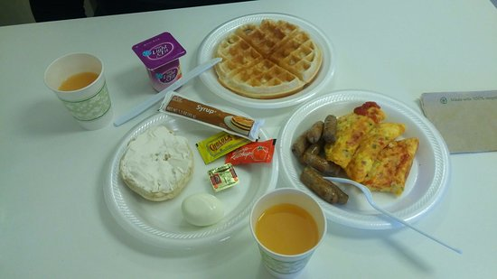 Days Inn by Wyndham Camp Verde Arizona: Some options at the continental breakfast