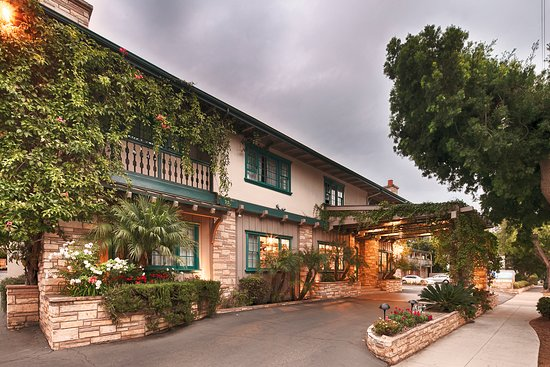 Best Western Plus Encina Lodge & Suites