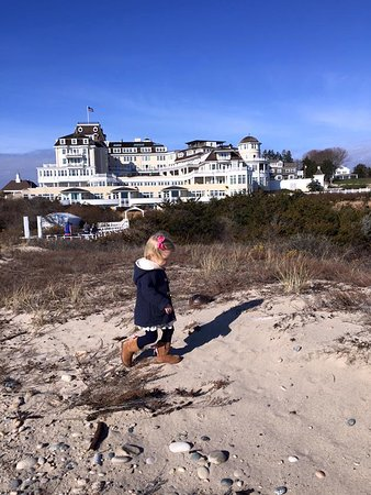 Watch Hill, RI: gorgeous resort no matter the time of year