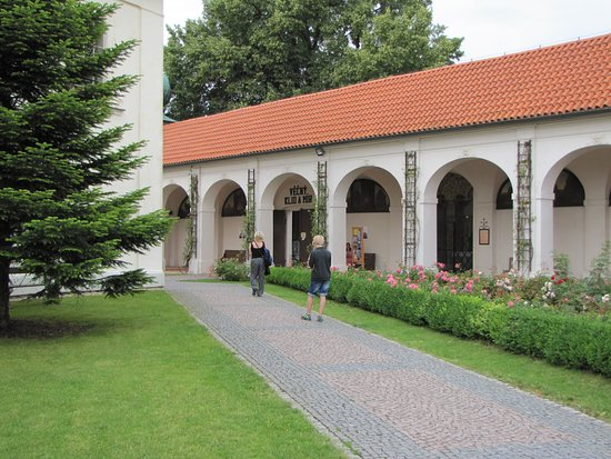 Tabor, Tsjekkia: Okolí