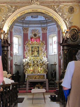 Tabor, República Checa: Oltář