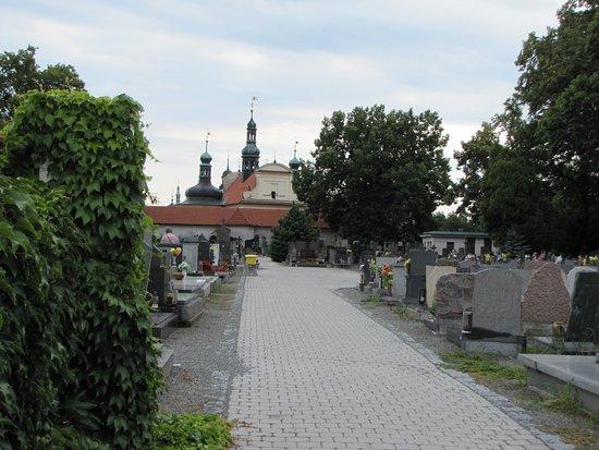 Tabor, República Checa: Hřbitov