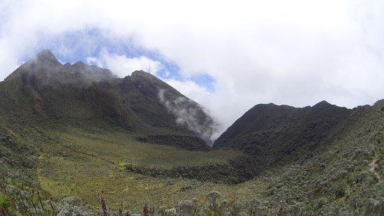 Parque Natural Privado Volcán Cerro Bravo