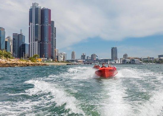 Rose Bay, Australia: Darling Harbour