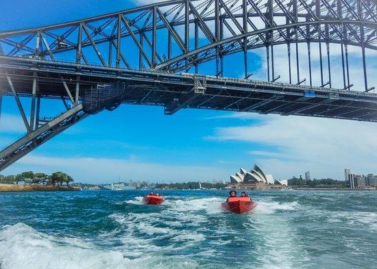 Rose Bay, Australia: Sydney Harbour Bridge