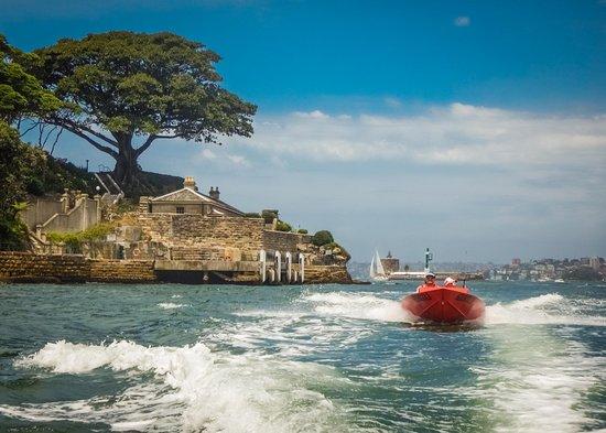 Rose Bay, Australia: Governor's House