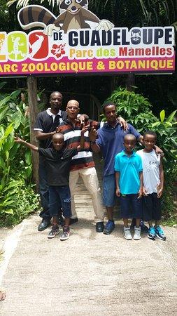 Bouillante, Guadeloupe: Zoo de guadeloupe
