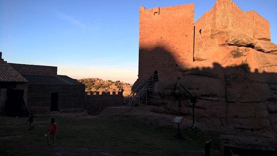 Province of Teruel, Spania: Muro-torre