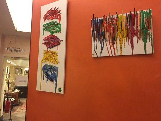 Hotel Adriano: Spazi comuni