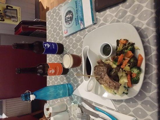Dunfanaghy, Ιρλανδία: Lizzie's Diner