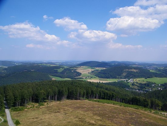 Willingen, Germania: Uitzicht