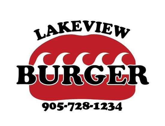 Oshawa, Canadá: Lakeview Burger-Go Bowmanville!