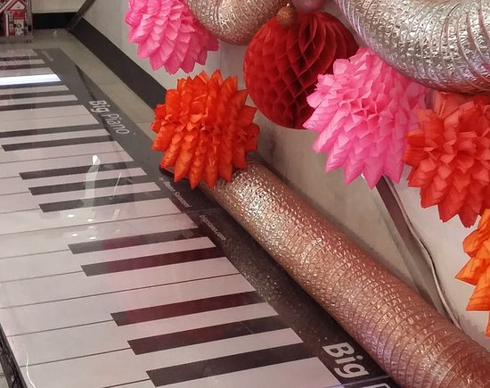 A Big Piece Of Crap Called Big Piano at Debenhams