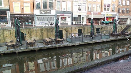 Leeuwarden, The Netherlands: De werfkelders.