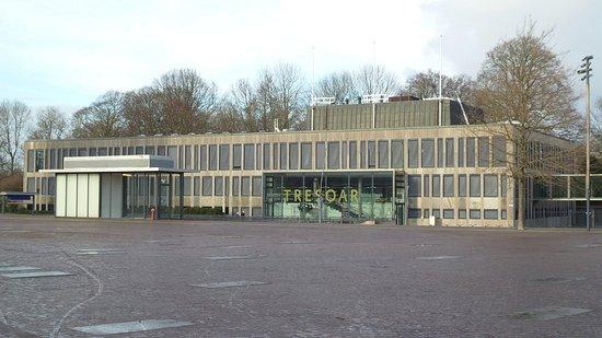 Leeuwarden, Países Bajos: Tresoar: hier vind je alles van de Friese geschiedenis.