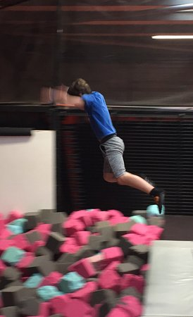 Bounce Indoor Trampoline Parks Bletchley 2019 All You