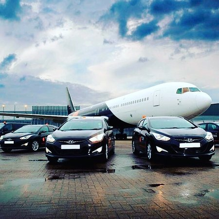 Bobigny, Frankrig: Paris Airport Transfers