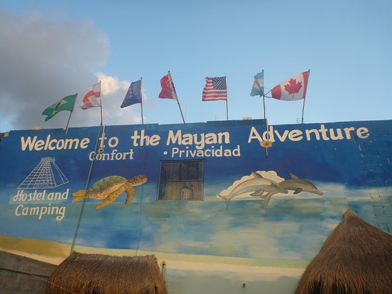 The Mayan Adventure Hostel & Camping