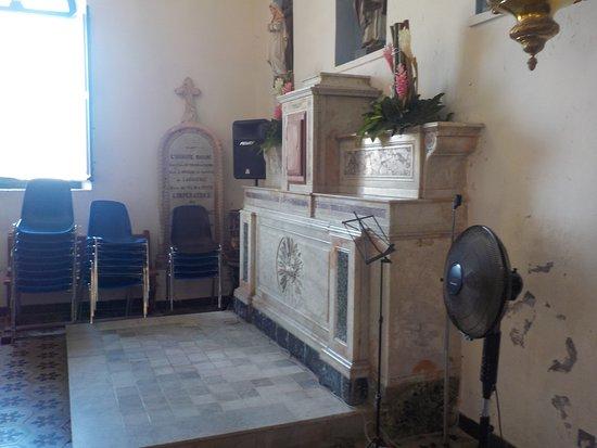 Trois-Ilets, Martinica: Burial of Josephine's Mother