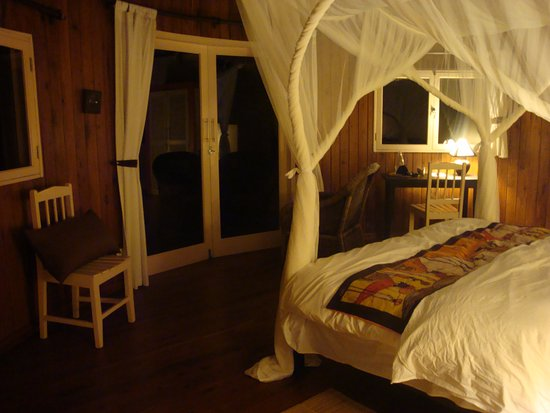 Dunes de Dovela eco-lodge: Cosy !