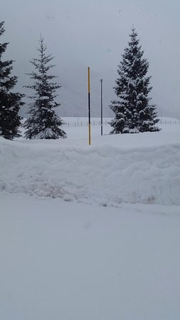 Edelweiss Piancavallo: nevica sempre