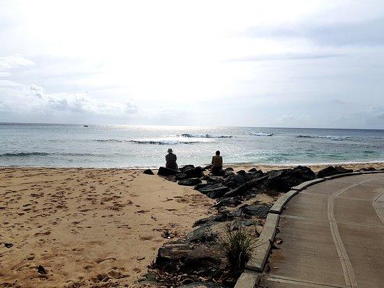 Хоултаун, Барбадос: A boardwalk, monkeys, and a snorkeling spot,